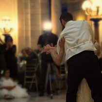 Постановка танца