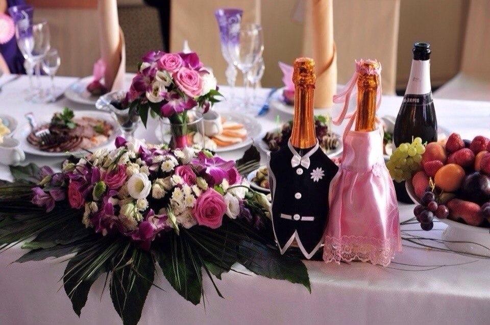 Эксклюзивное оформление свадеб