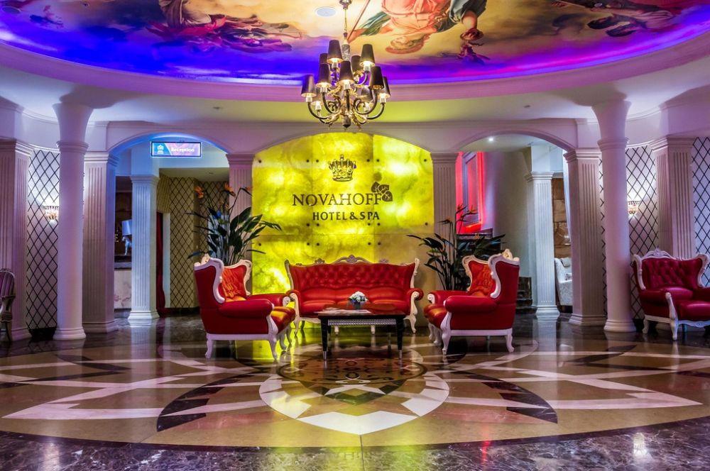 Гостиница Novahoff Geo-Spa