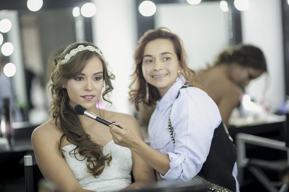 Макияж для невесты